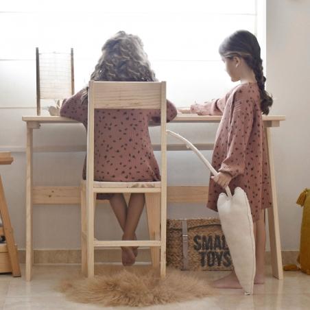 Cama nido sofá con lamas
