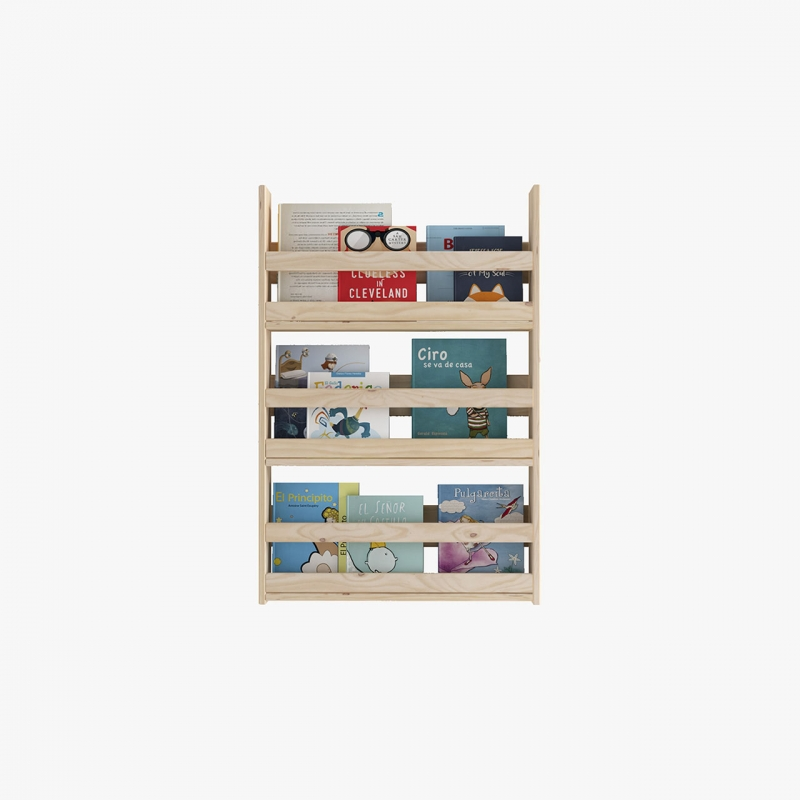Lits superposés et étagères basiques