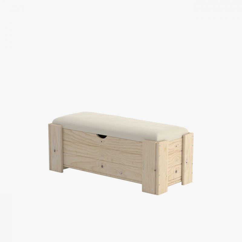 Cama nido sofá completa