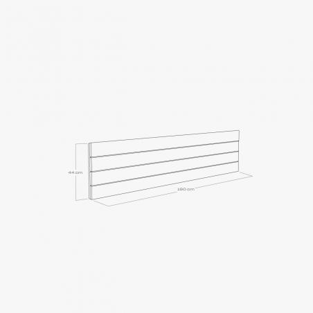 Eenpersoonsbed frame