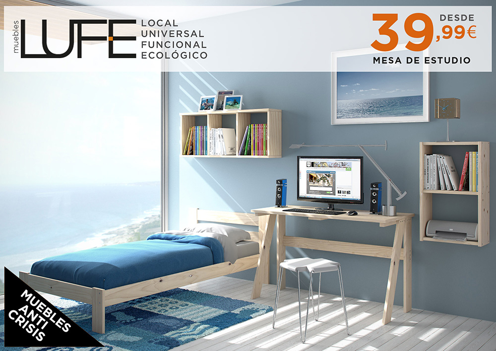 Muebles madera lufe for Muebles lufe azpeitia