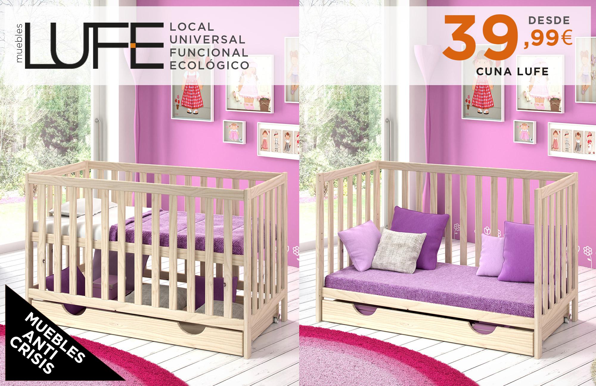 Para que descanse tu hermoso beb de catorce a os blog for Muebles lufe sofa cama