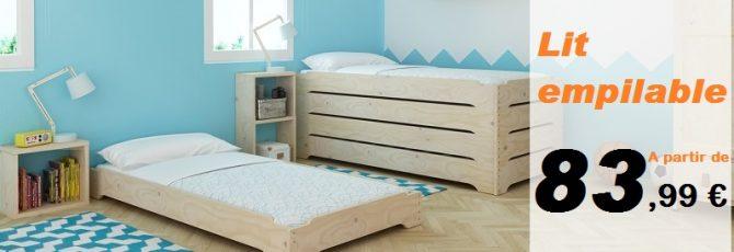 lits pour enfants blog muebles lufe. Black Bedroom Furniture Sets. Home Design Ideas