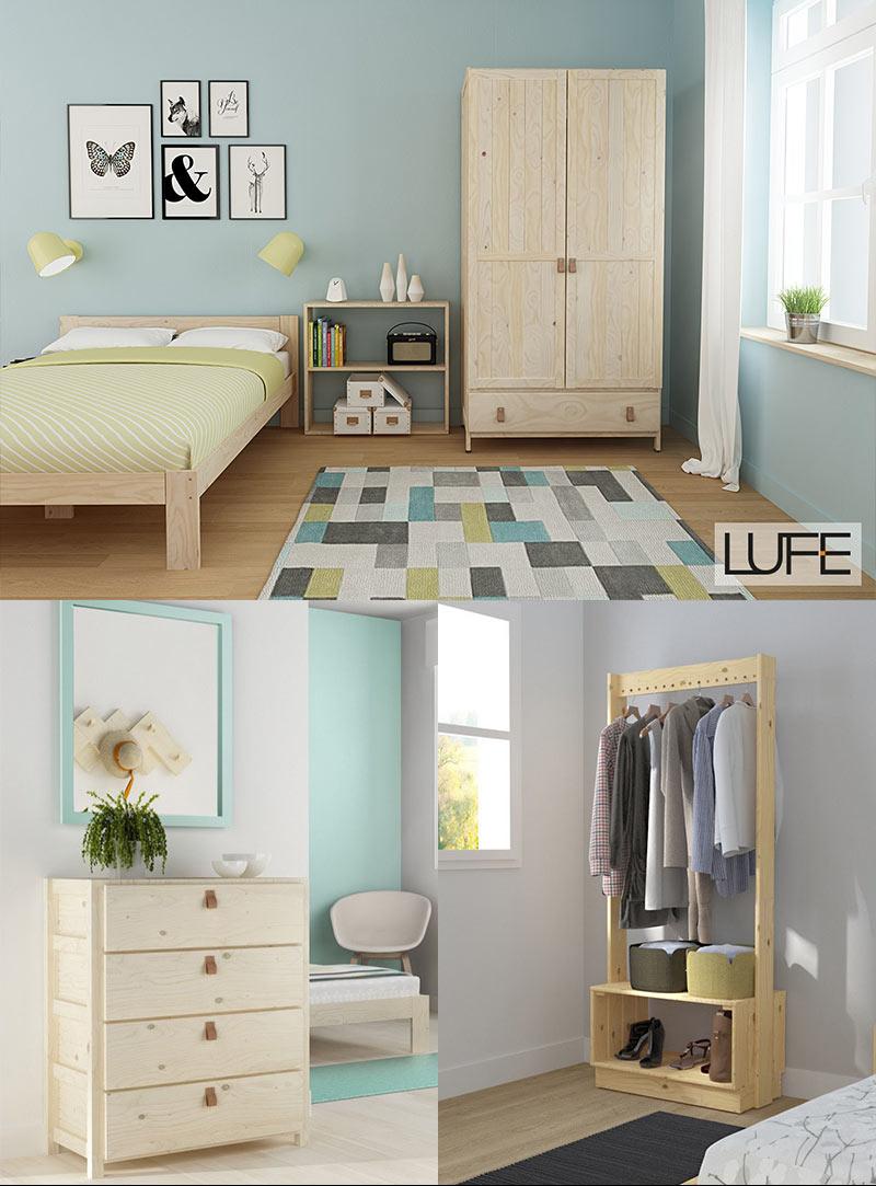 Muebles auxiliares habitacion 20170804092403 - Rapimueble dormitorios ...
