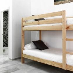 Cabecero 4 lamas cama de matrimonio - ¡Muebles de madera para todos los bolsillos! - Muebles LUFE