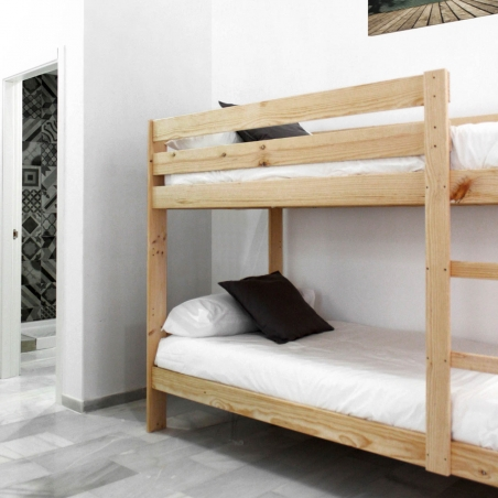 Cabecero 4 lamas cama de matrimonio - Muebles LUFE