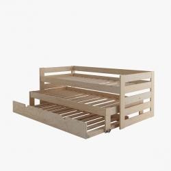 Cabecero 9H cama 90 - ¡Muebles de madera para todos los bolsillos! - Muebles LUFE