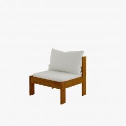 Colchón de 200x90 en 21 de espesor - Colchones y almohadas - Muebles LUFE