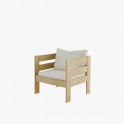 Colchón de 190x135 en 21 de espesor - Colchones y almohadas - Muebles LUFE