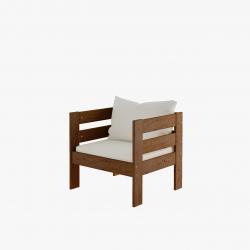 Colchón de 200x135 en 21 de espesor - Colchones y almohadas - Muebles LUFE
