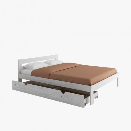 Sofá módulo con dos brazos - Muebles LUFE