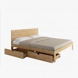 Sofá jardín módulo con brazo izquierdo - Sofás, sillones y conjuntos de jardín - Muebles LUFE