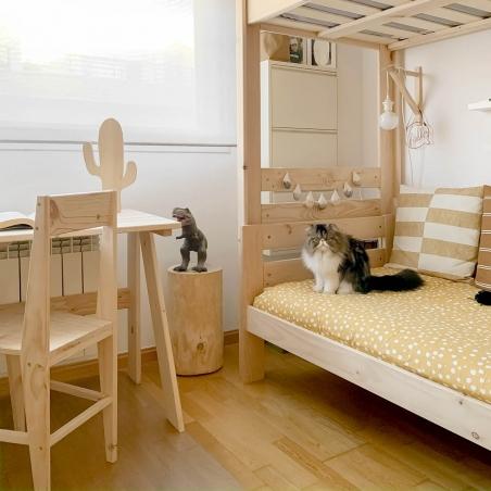 Cajón doble de almacenaje cama 90/105 - Muebles LUFE