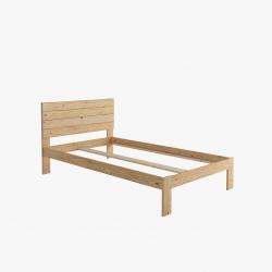 PACK 4 – Cama nido individual completa y de regalo  2 almohadas de 90 y 2 edredones - Pack Friday - Muebles LUFE