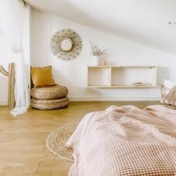 Colchón de 200x150 en 21 de espesor - Colchones y almohadas - Muebles LUFE