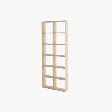 Litera Montessori con lamas - Muebles LUFE
