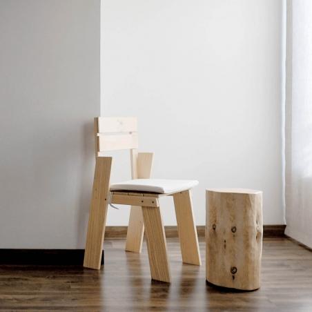 Comprar Colchón 190x80 en 17 de espesor - Muebles LUFE