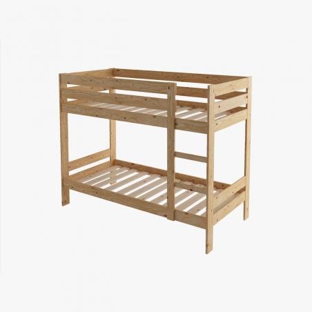 Comprar Litera Montessori con colchones - Muebles LUFE