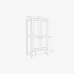 Lamas de 105 - Nueva Serie 105 - Muebles LUFE