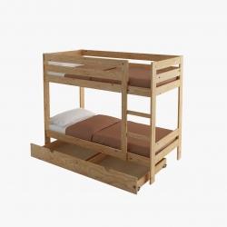 Estantería Montessori 3 baldas - Vuelta al cole, con Muebles LUFE. - Muebles LUFE