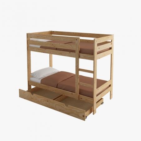 Comprar Estantería Montessori 3 baldas - Muebles LUFE