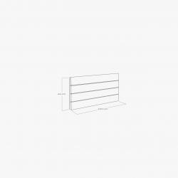 Cama apilable x 2 - Renueva tu dormitorio con nuestras camas y literas - Muebles LUFE
