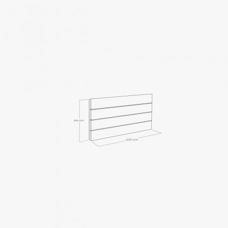 Cama apilable x 2 - Muebles LUFE