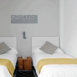 Cama apilable con colchón x 2 - Renueva tu dormitorio con nuestras camas y literas - Muebles LUFE