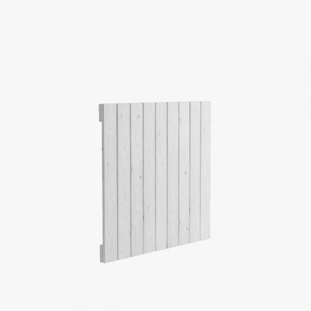 Baúl 70 cm + estantería Montessori 1 balda - Muebles LUFE