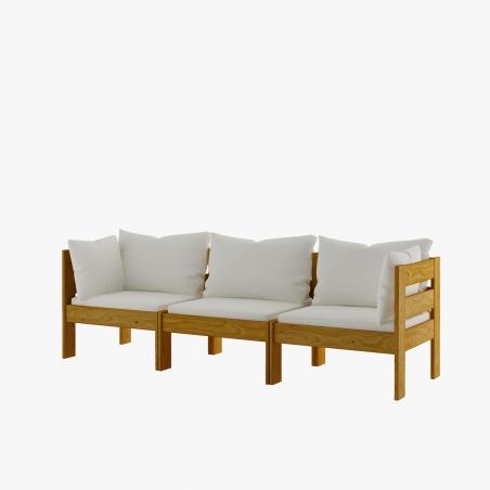 Cama alta completa - Muebles LUFE