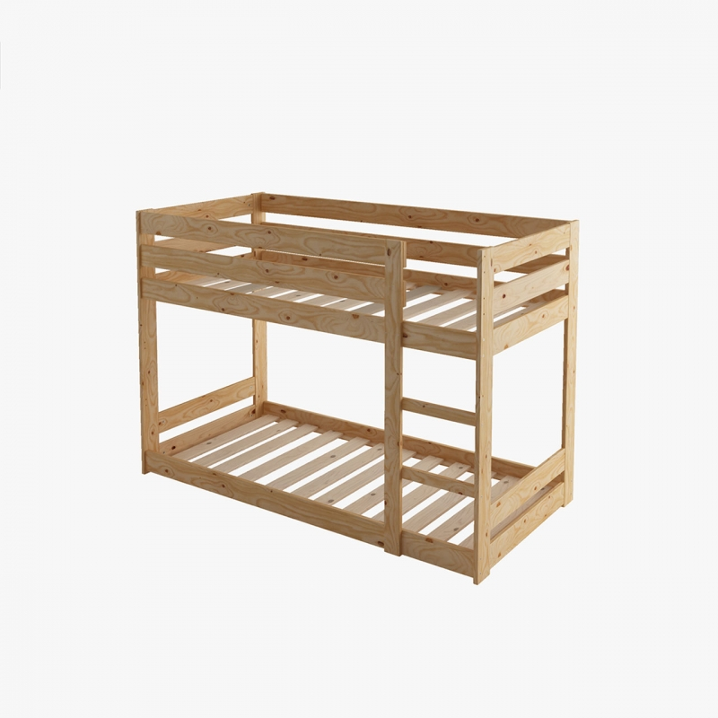 Estructura de cama individual PLUS