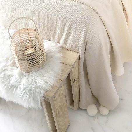 Cama nido sofá con lamas - Muebles LUFE