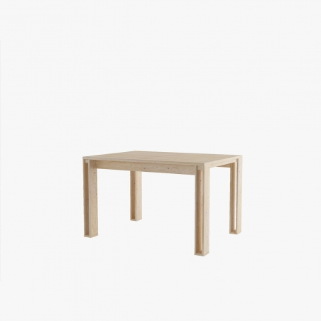 Litera con lamas y cajón largo - Muebles LUFE