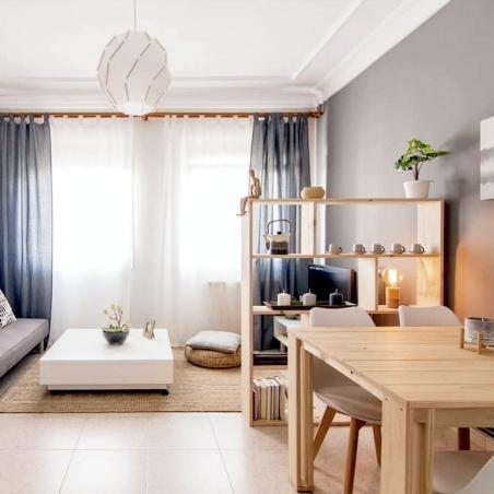 Litera con nido y lamas - Muebles LUFE