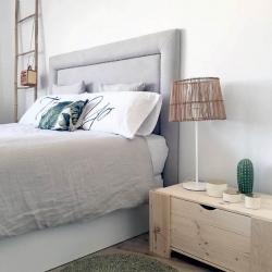 Ambiente cama Mezanina y cama individual - Habitaciones juveniles - Muebles LUFE