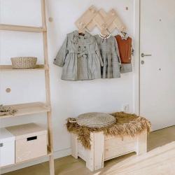 Cama compacta con lamas y nido - Camas nido - Muebles LUFE