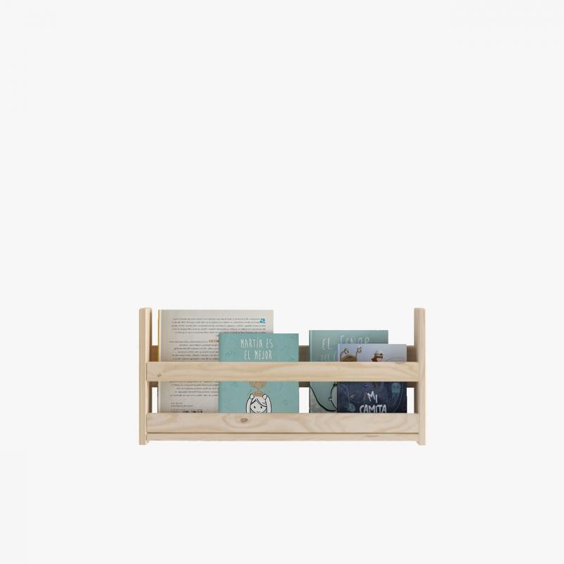 Cama nido compacta de hasta tres camas de madera ecol gica for Precio cama nido doble con cajones