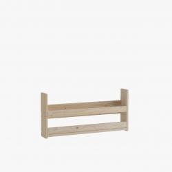 Ambiente cama individual con dos mesillas - Habitaciones individuales - Muebles LUFE