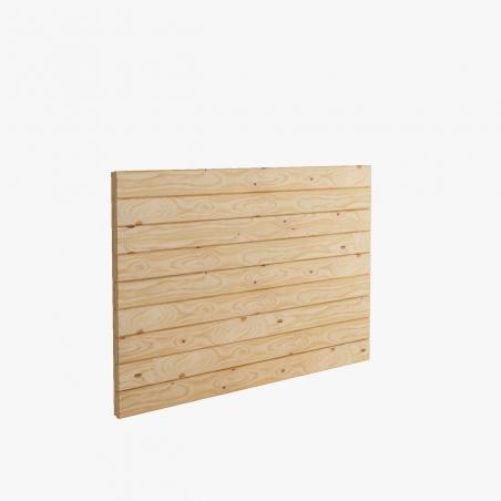 Estantería Cubo 40 - 2 baldas - Muebles LUFE