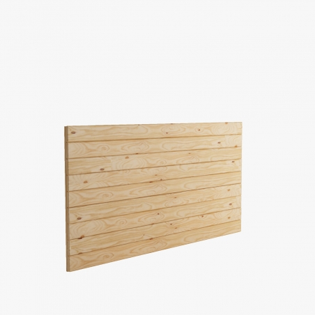 Estantería Asimétrica - 4 baldas - Muebles LUFE