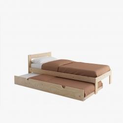 Cama apilable completa - Renueva tu dormitorio con nuestras camas y literas - Muebles LUFE