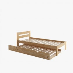 Cama apilable - Renueva tu dormitorio con nuestras camas y literas - Muebles LUFE