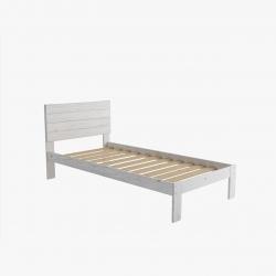 Bancada de cama de matrimonio completa - Renueva tu dormitorio con nuestras camas y literas - Muebles LUFE