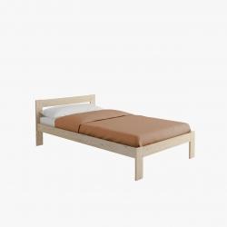 Triolo con lamas y cajón largo - Literas - Muebles LUFE