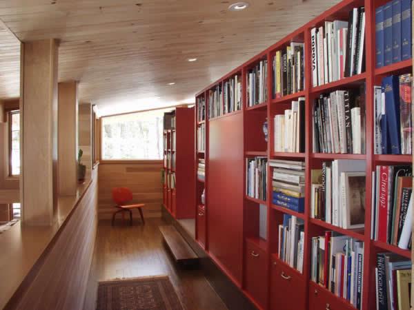 indubrik_muebles_madera_maciza_blog_villa_du_lac_castor_francia_pierre_thibault_vivienda_troncos_madera_interior_4