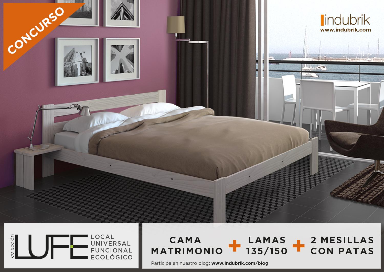 Concurso: ¿Qué otros muebles añadiríais a la Colección LUFE?. | Blog ...