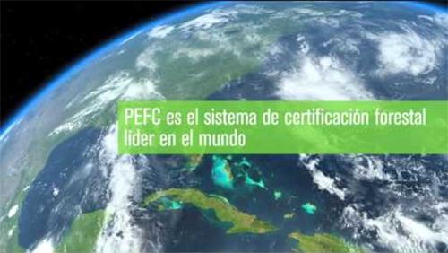 pefc es el sistema de certificacion liden en el mundo