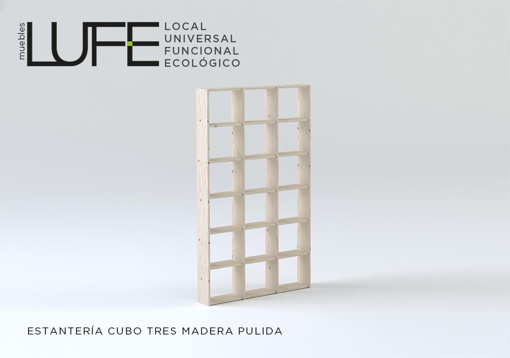 Nueva gama de estanter as lufe para la colecci n blog for Muebles lufe estanterias