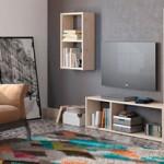 Decorad vuestro salón con esta composición de Muebles LUFE.