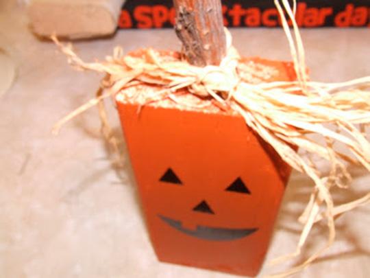 Imagen de la decoracion para halloween